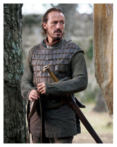 """*GAME OF THRONES* BRONN /""""Jerome Flynn/"""" 8x10 glossy Photo a"""