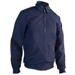 Jacket-Man-s-General-Purpose-blaue-RAF-Jacke-Pilotenjacke-Geniune-Fliegerjacke