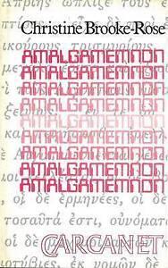 Amalgamemnon-Paperback-by-Brooke-Rose-Christine-Brand-New-Free-P-amp-P-in-the-UK