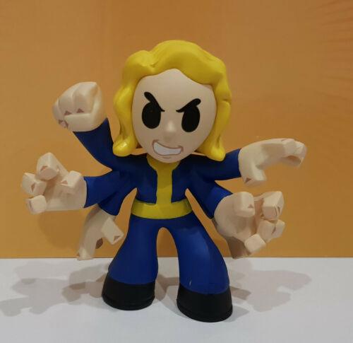 Funko Mystery Minis Bethesda Fallout Black Widow Perk VINILE personaggio 1//12
