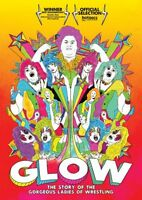 Glow The Story Of The Gorgeous Ladies Of Wrestling Sealed Dvd