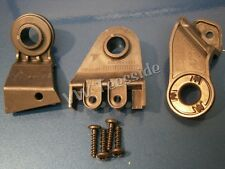 Genuine VW Touran 2007-2010 LEFT UPPER Headlight Headlamp Tab Repair Kit 3 Piece
