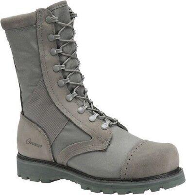 Systematisch Corcoran 87257 Us Army Usaf Sage Green Maraurder Outdoor Boots Stiefel 7w 38.5