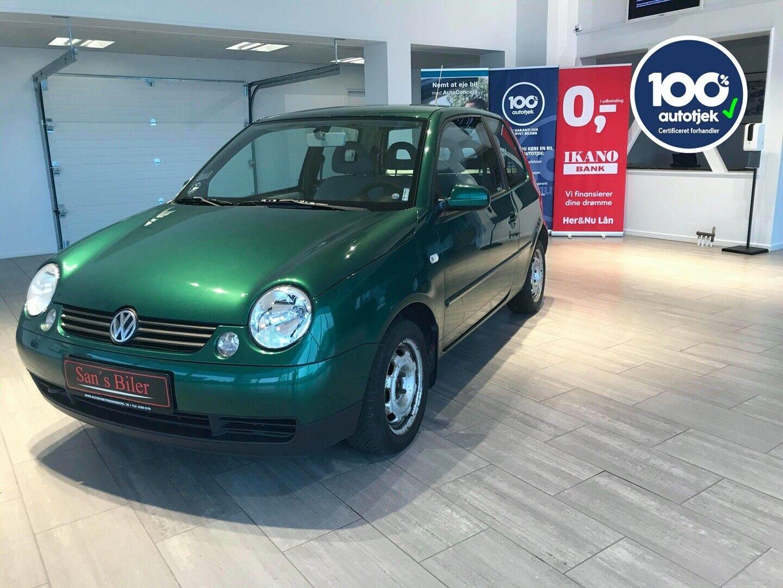 VW Lupo 1,4  3d