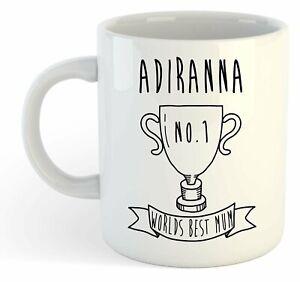 Adiranna - Monde Meilleure Maman Trophy Tasse - Pour Cadeau De Fête Des Mères , Dtvutjbv-07230437-941477538