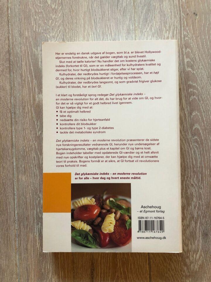 Det glykæmiske indeks, _, emne: mad og vin