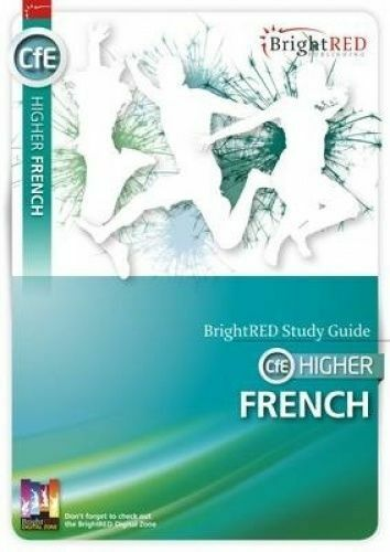 CFE Higher French Study Guide by Kelso, Janette McCartney, Lyn (Paperback book,