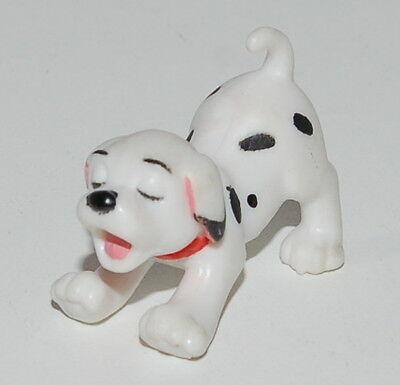 "1.5/"" Mini Dog Puppy Red Collar Joystick PVC Action Figure Disney 101 Dalmations"