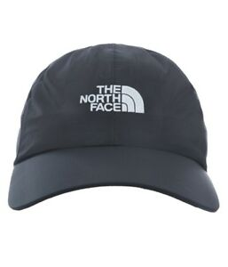 The North Face Dryvent Logo Hat TNF Black Baseball Cap Hiking ... 216d6689231
