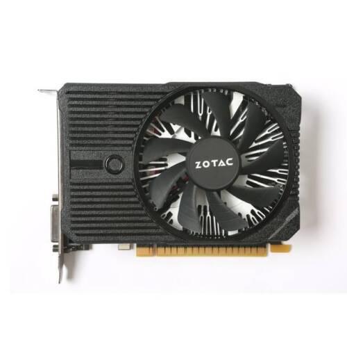 ZOTAC NVIDIA GeForce GTX 1050 Mini 2GB GDDR5 DVI//HDMI//DisplayPort pci-e Video