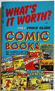 Image Is Loading What 039 S It Worth 1983 Price Guide