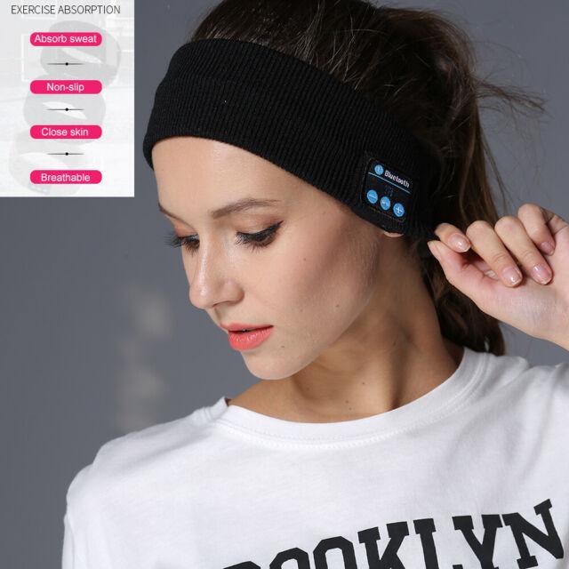 Zwini Bluetooth Headband Wireless Music