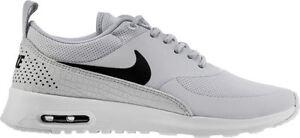 323ba0c66 599409-022 Women's Nike Air Max Thea Shoe!!PURE PLATINUM/ BLACK ...