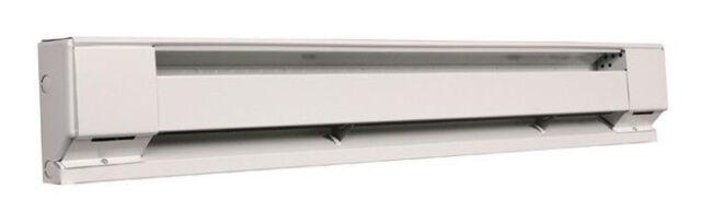 6/' 120V 1500W 5118 BTU Electric Convector Baseboard Heater W//Thermostat F2516