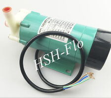 Hsh Flo 220vac 960lph Magnetic Drive Water Food Grade Chemical Circulation Pump