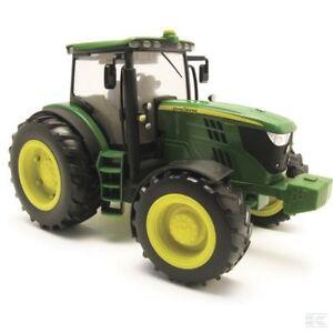 Britains Big Farm John Deere 6210r Modèle de tracteur 1:16 3