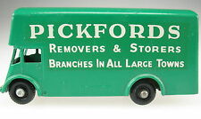 MATCHBOX No 46 - Pickford Removal Van - green - Lesney Regular Wheels -Model Car