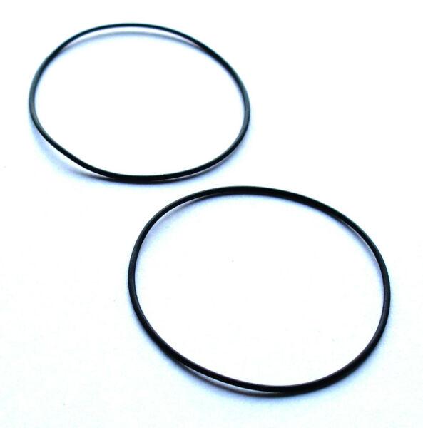2 X Dichtungsring Uhrendichtung Armband-uhr Ring GehÄuse-dichtung O-ring 31-40mm
