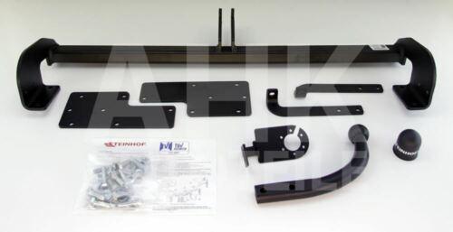 Für Fiat Sedici 5-Tür Anhängerkupplung starr ABE