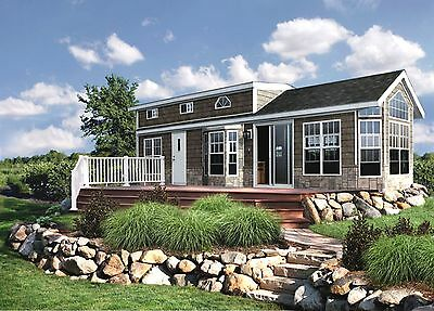 CABIN FULLY FURNISHED MOVABLE SEVERAL STYLES PRE-FAB READY FOR YOUR LOT/LAND 1B