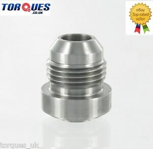AN-8-AN8-AN-08-Male-Steel-Weld-On-Fitting-Bung