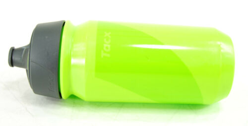 Tacx Shanti Bicycle Water Bottle 500ml with Integrated Membrane Green