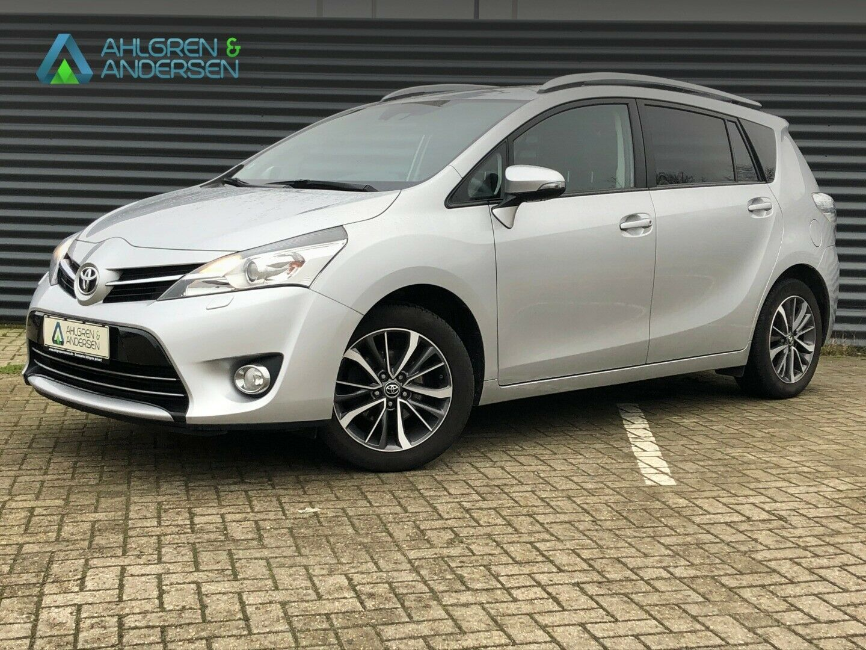 Toyota Verso 1,8 VVT-i T2 Touch 7prs 5d