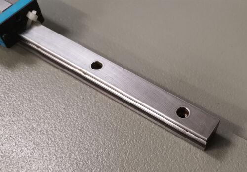 LINEAR 340mm IKO ME15 Linearführung Linearschiene Gleitschiene Linearachse