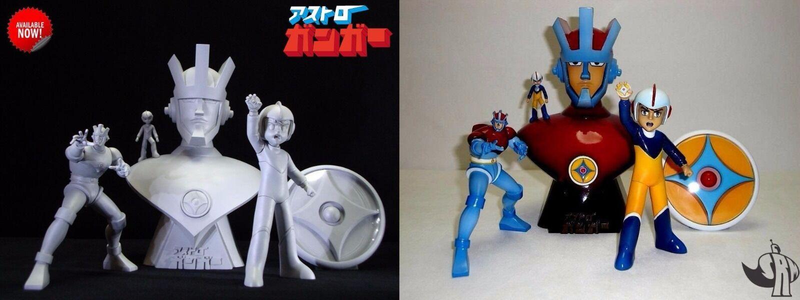 Anime model kit - Astroganger - Astroganga - アストロガンガー LOTTO