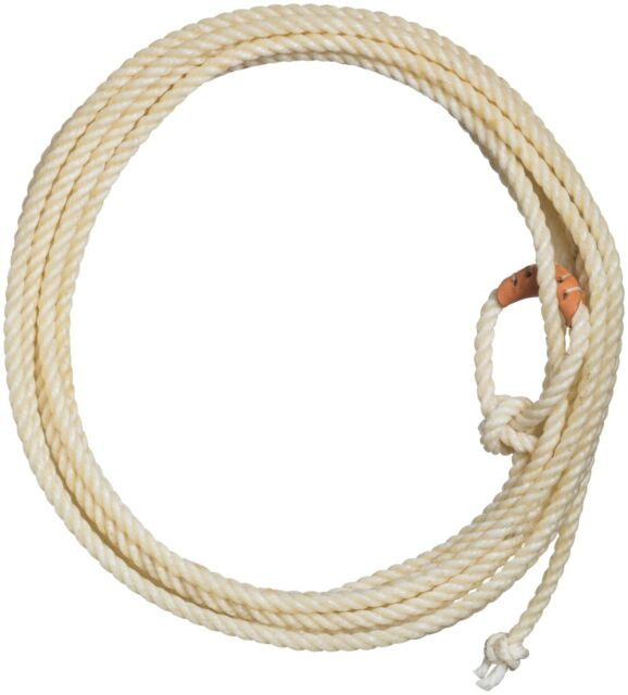 Tough-1 Professional Straight Eye Piggin String Nylon with Hand Sewn Burner