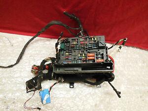 08 bmw x3 fuse box 08-12 bmw e92 e93 m3 convertible fuse relay box behind ...