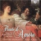 Flauto d'Amore: Music for flauto d'amore and piano (2016)