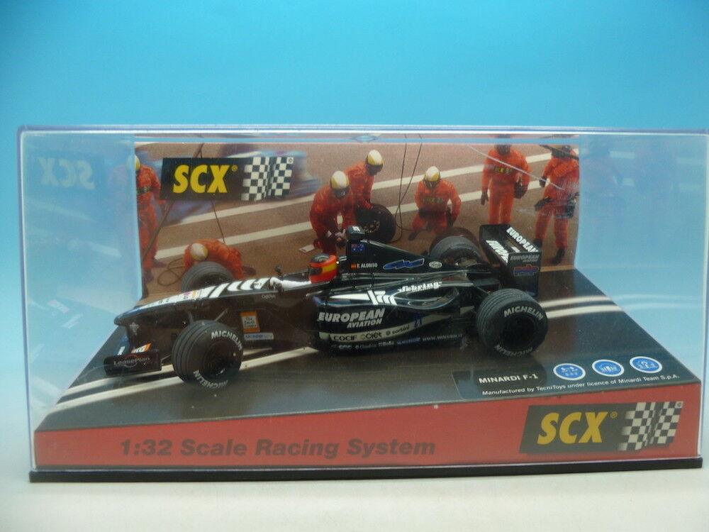 SCX 60700 Minardi F-1 Australia 2001 mint unsed