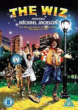 The Wiz - DVD NEW & SEALED - Michael Jackson, Diana Ross