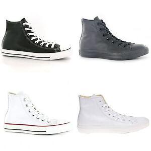 Converse Tutti Star in Pelle CT Sneaker Uomo