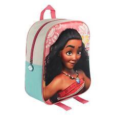 Vaiana Mochila Mochila Mochila Escolar 3D 3D Moana original con licencia Reino Unido Stock