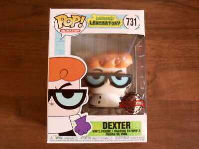 Dexter Laboratory Exclusive 731 new Funko POP Animation