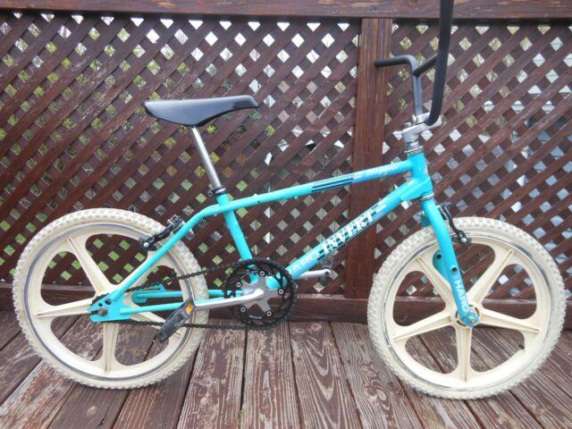 Old school BMX freestyle 1984 HARO SPORT FREESTYLER stickers frame fork decals