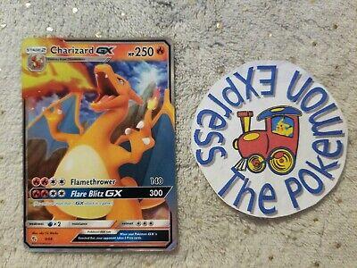Charizard GX 9//68 SM Hidden Fates Holo Ultra Rare Pokemon Card NEAR MINT TCG