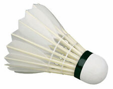 Best BADMINTON FEATHER SHUTTLE COCK -10pc Made From Sport City Meerut