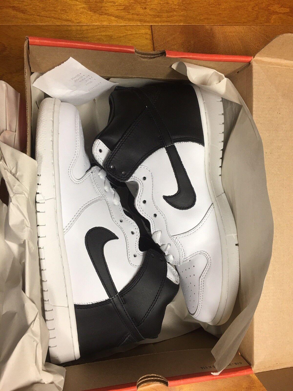 """2004 Nike Dunk High """"Orca"""" 309235-101"""