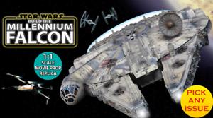 Build The Millennium Falcon   Pick Any Issue   DeAgostini ...
