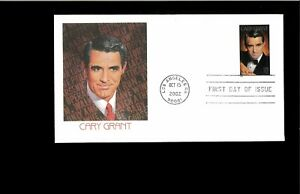 2002-First-day-Cover-Cary-Grant-Los-Angeles-CA