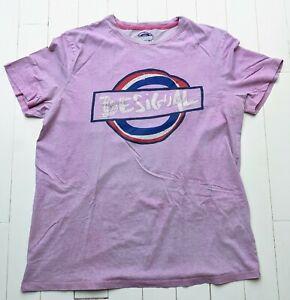 Desigual T-Shirt Herren Größe XXL-cooler Style & DESIGN Gebrauchtzustand