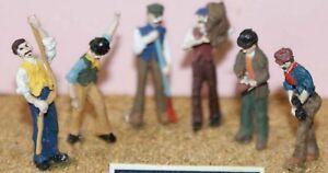 6-Working-figures-set-1-OO-Scale-Unpainted-Langley-F90