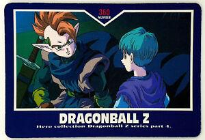 Dragon Ball Z Amada Hero Collection Carte à l/'unité Reg // Prism Part 1