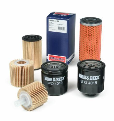 BORG /& BECK Filtre à huile pour Toyota Yaris Verso MPV 1.3 62 kW