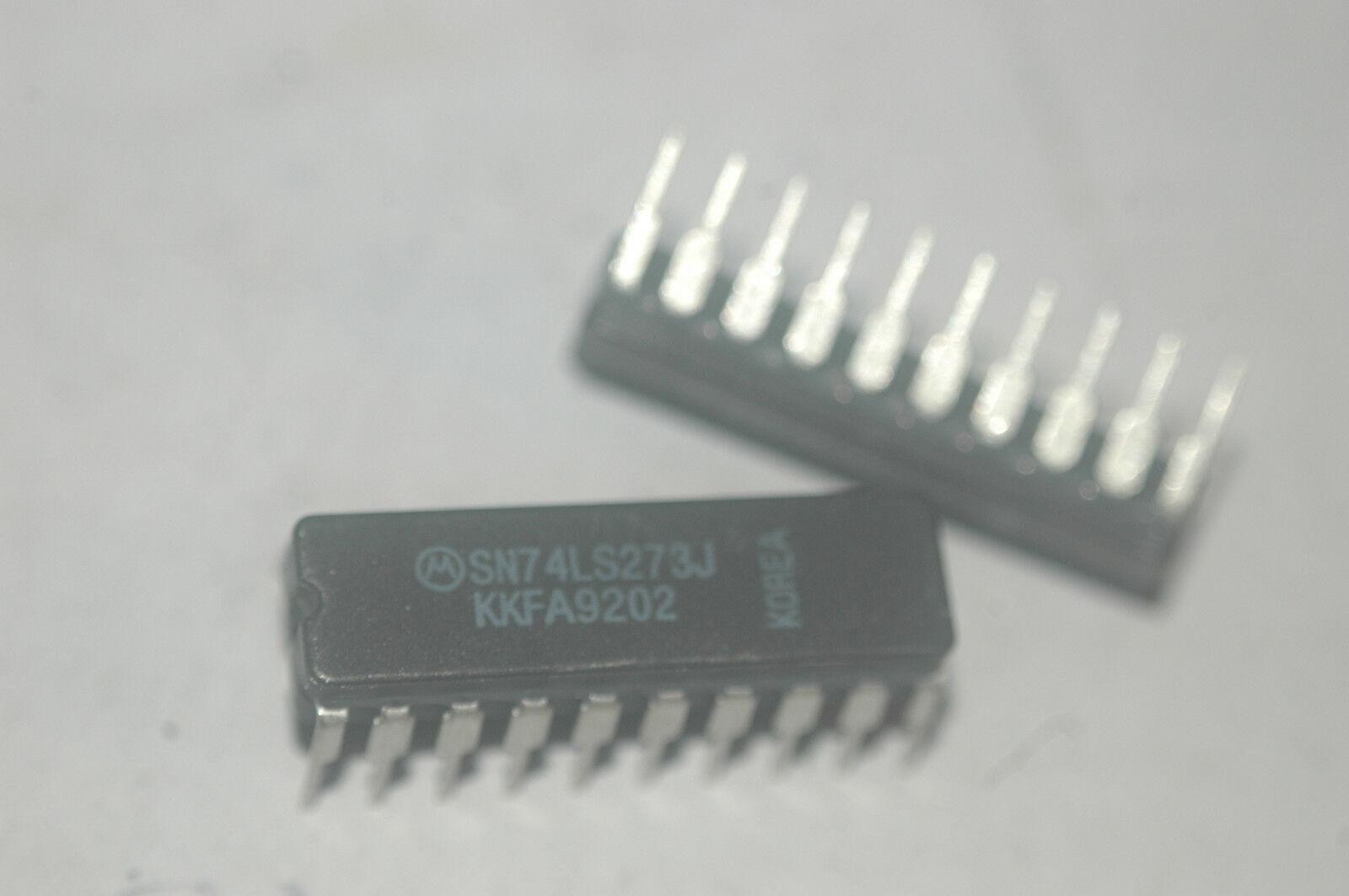 Motorola Sn74ls273j 20 Pin Ceramic Dip Integrated Circuit 18 Ebay Lm358 Dip8 Norton Secured Powered By Verisign