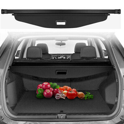 For 2018 2019 Chevy Equinox Gmc Terrain Cargo Cover Trunk