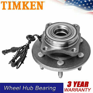 Wheel Bearing and Hub Assembly-Wheel Hub Assembly Rear fits 06-10 Buick Allure